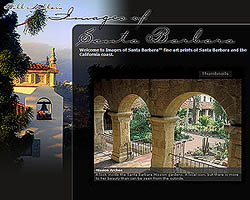 Images of Santa Barbara website