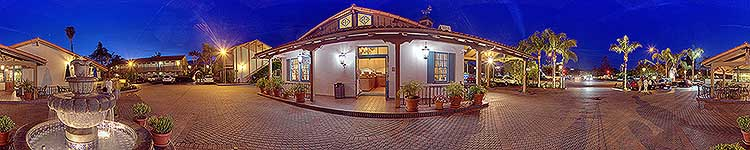 Peppertree Inn - Panoramic 360 degree image