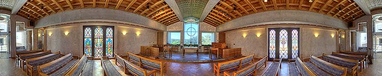 First Presbyterian Chapel - Panoramic 360 degree image