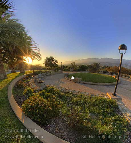 Santa Barbara City College - Harbor View by Bill Heller