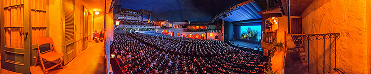 SBIFF - Mission Blue at the Santa Barbara International Film Festival - Panoramic 360 degree image